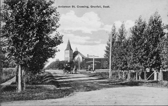 Anderson Street Crossing