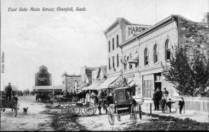 East Side Main Street