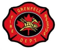 Grenfell Fire Department logo